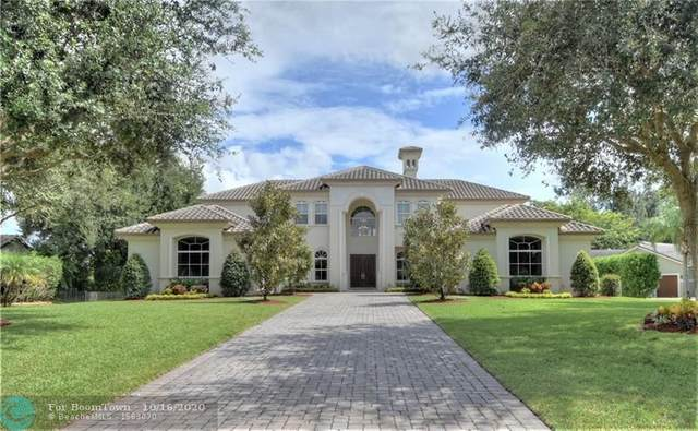 6276 NW 75th Way, Parkland, FL 33067 (MLS #F10254054) :: Patty Accorto Team