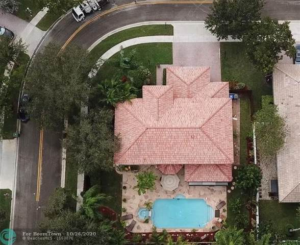 12821 NW 21st St, Pembroke Pines, FL 33028 (#F10254072) :: Realty One Group ENGAGE