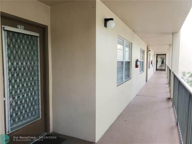 12850 SW 4th Ct I-205, Pembroke Pines, FL 33027 (MLS #F10254241) :: Berkshire Hathaway HomeServices EWM Realty