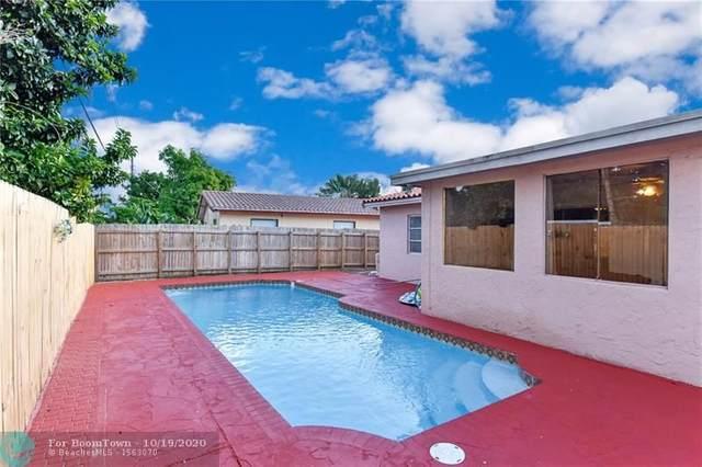 4111 NW 78th Way, Coral Springs, FL 33065 (MLS #F10254338) :: Berkshire Hathaway HomeServices EWM Realty