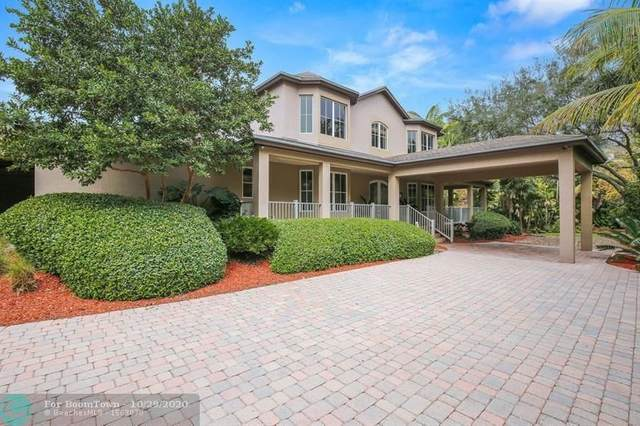 5501 SW 198 TER, Southwest Ranches, FL 33332 (MLS #F10254354) :: THE BANNON GROUP at RE/MAX CONSULTANTS REALTY I
