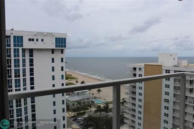 1000 S Ocean Blvd 17-K, Pompano Beach, FL 33062 (MLS #F10254464) :: Berkshire Hathaway HomeServices EWM Realty
