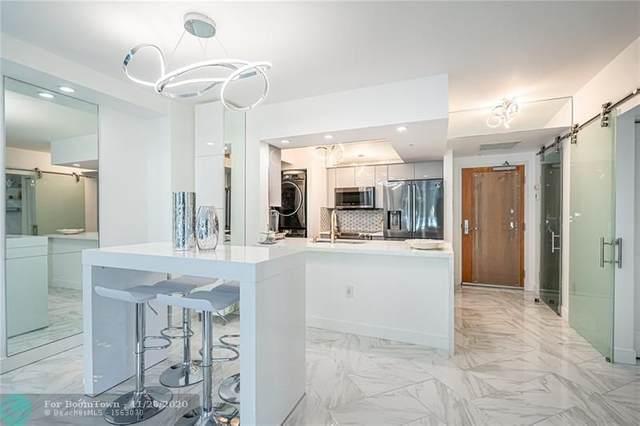 347 N New River Dr E. #807, Fort Lauderdale, FL 33301 (MLS #F10254475) :: Berkshire Hathaway HomeServices EWM Realty