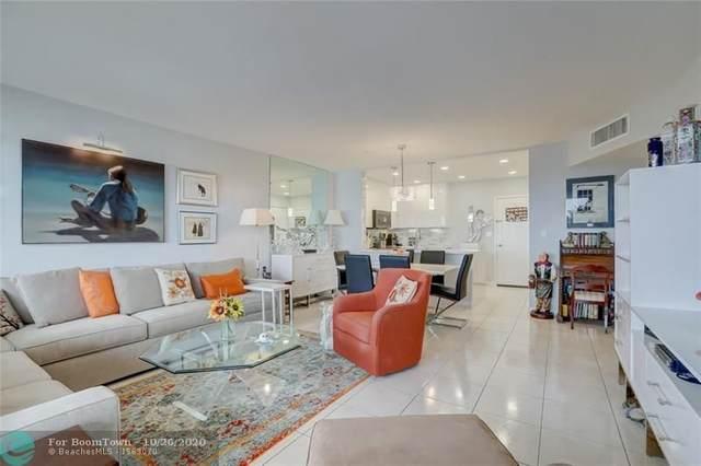 3233 NE 34th St #1705, Fort Lauderdale, FL 33308 (MLS #F10254491) :: Berkshire Hathaway HomeServices EWM Realty