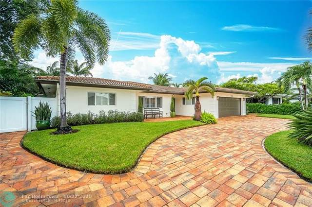 2656 NE 37TH DR, Fort Lauderdale, FL 33308 (MLS #F10254536) :: The Howland Group