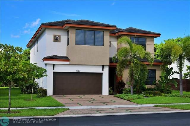 9105 NW 161st Ter, Miami Lakes, FL 33018 (MLS #F10254545) :: The Jack Coden Group
