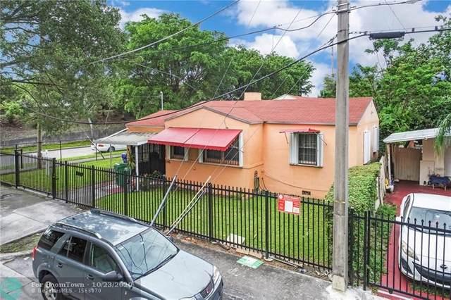 595 NW 34th St, Miami, FL 33127 (MLS #F10254586) :: Berkshire Hathaway HomeServices EWM Realty