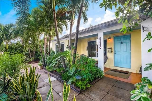 5280 NE 1st Ter, Oakland Park, FL 33334 (MLS #F10254674) :: Castelli Real Estate Services