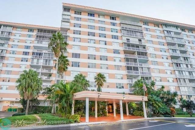 3800 Hillcrest Dr #405, Hollywood, FL 33021 (MLS #F10254758) :: Castelli Real Estate Services