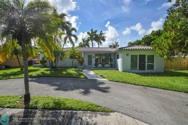 1328 Washington St, Hollywood, FL 33019 (MLS #F10254766) :: Berkshire Hathaway HomeServices EWM Realty