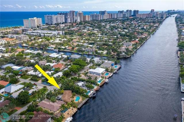 4301 W Tradewinds Ave, Lauderdale By The Sea, FL 33308 (MLS #F10254838) :: The Howland Group