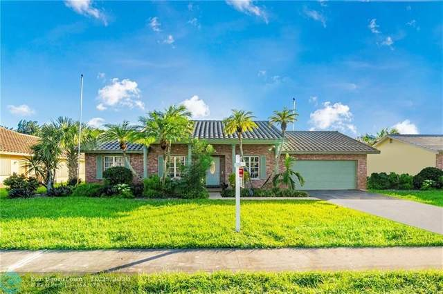 5180 SW 21st St, Plantation, FL 33317 (MLS #F10254862) :: United Realty Group