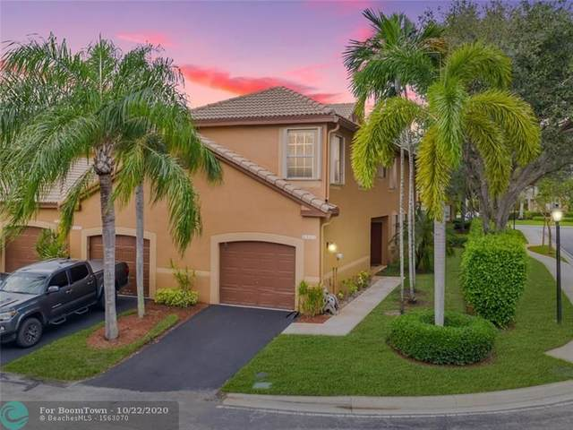 1513 Barcelona Way #1513, Weston, FL 33327 (MLS #F10254913) :: Berkshire Hathaway HomeServices EWM Realty