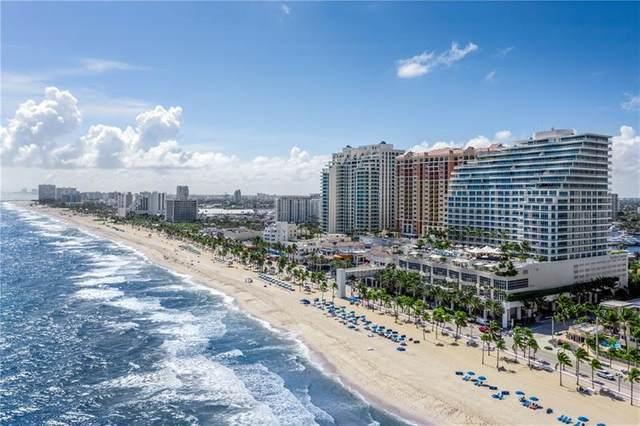 1 N Fort Lauderdale Beach Blvd #2004, Fort Lauderdale, FL 33304 (#F10254946) :: Baron Real Estate