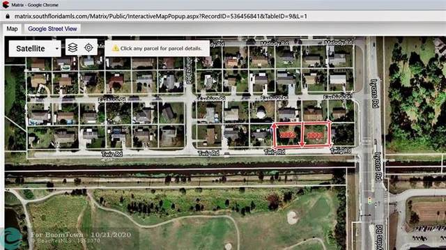 9033 Twigg Rd, Lake Worth, FL 33467 (#F10255032) :: Dalton Wade