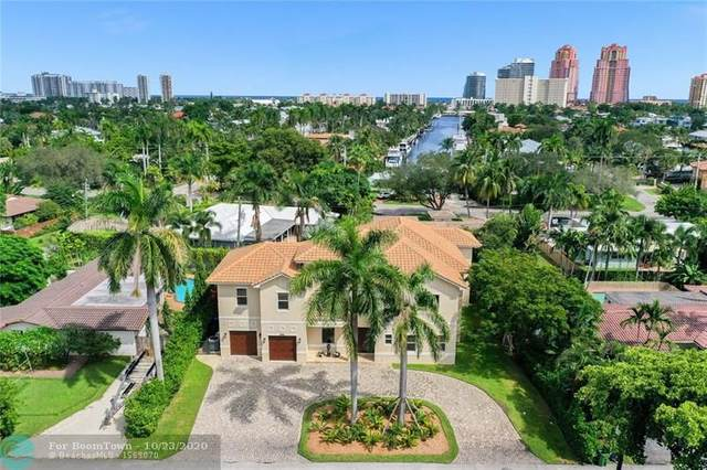 2456 NE 27th Ter, Fort Lauderdale, FL 33305 (MLS #F10255074) :: The Howland Group