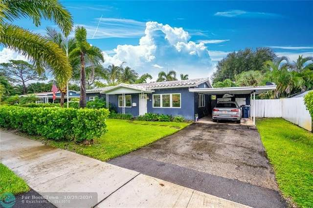 406 NE 26th St, Wilton Manors, FL 33305 (MLS #F10255076) :: THE BANNON GROUP at RE/MAX CONSULTANTS REALTY I