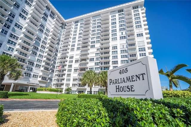 405 N Ocean Blvd #529, Pompano Beach, FL 33062 (#F10255336) :: Signature International Real Estate