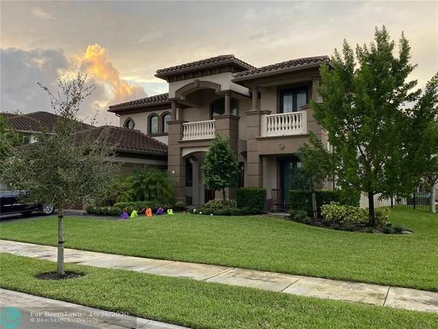 9875 Bay Leaf Ct, Parkland, FL 33076 (MLS #F10255387) :: Berkshire Hathaway HomeServices EWM Realty