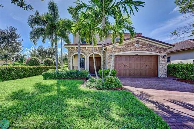 7486 NW 113th Ave, Parkland, FL 33076 (MLS #F10255412) :: Berkshire Hathaway HomeServices EWM Realty