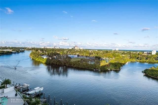 1170 N Federal Hwy #1205, Fort Lauderdale, FL 33304 (MLS #F10255426) :: Berkshire Hathaway HomeServices EWM Realty