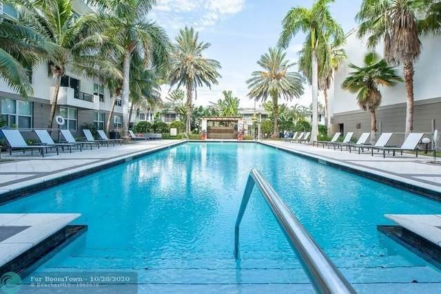 2421 NE 65th St #310, Fort Lauderdale, FL 33308 (MLS #F10255541) :: Berkshire Hathaway HomeServices EWM Realty