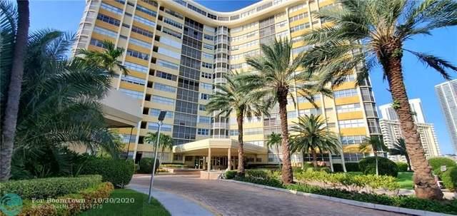 100 Golden Isles Dr #302, Hallandale, FL 33009 (#F10255546) :: Posh Properties