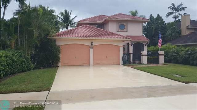 598 NW 38th Ave, Deerfield Beach, FL 33442 (#F10255576) :: Posh Properties
