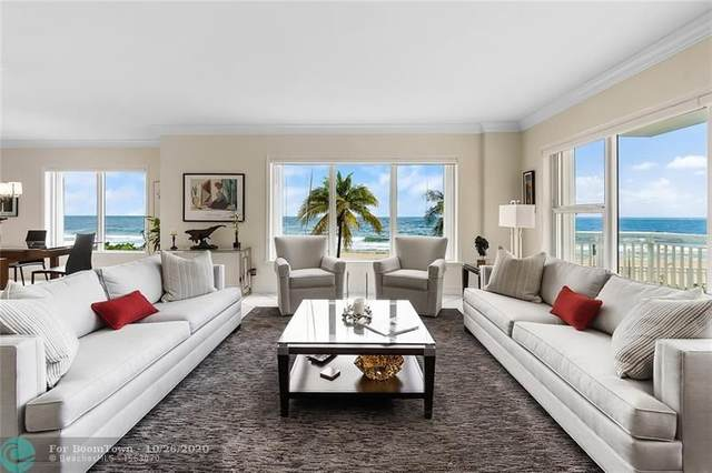 3850 Galt Ocean Dr #101, Fort Lauderdale, FL 33308 (MLS #F10255579) :: The Howland Group