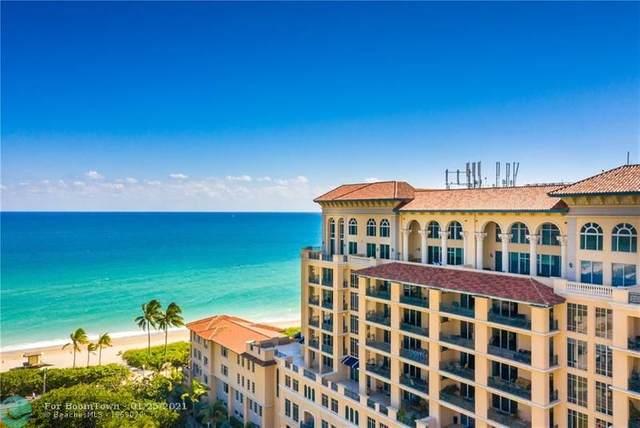 3501 N Ocean Dr 8E, Hollywood, FL 33019 (MLS #F10255584) :: Castelli Real Estate Services