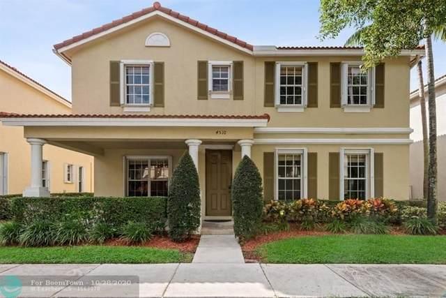 4510 Highgate Dr, Delray Beach, FL 33445 (MLS #F10255620) :: Berkshire Hathaway HomeServices EWM Realty