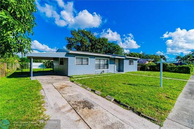 2761 NW 171st St, Miami Gardens, FL 33056 (MLS #F10255707) :: THE BANNON GROUP at RE/MAX CONSULTANTS REALTY I