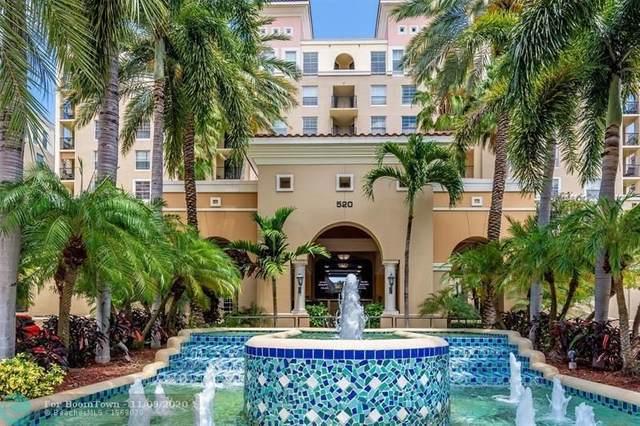 520 SE 5th Ave #2203, Fort Lauderdale, FL 33301 (MLS #F10255708) :: Castelli Real Estate Services