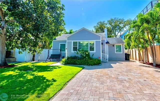 1216 NE 1st St, Fort Lauderdale, FL 33301 (MLS #F10255969) :: The Howland Group