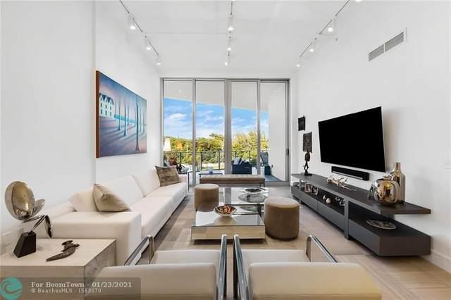 701 N Fort Lauderdale Beach Blvd #304, Fort Lauderdale, FL 33304 (MLS #F10256041) :: Green Realty Properties