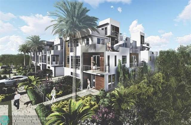 700 NE 14th Ave #101, Fort Lauderdale, FL 33304 (MLS #F10256066) :: Patty Accorto Team