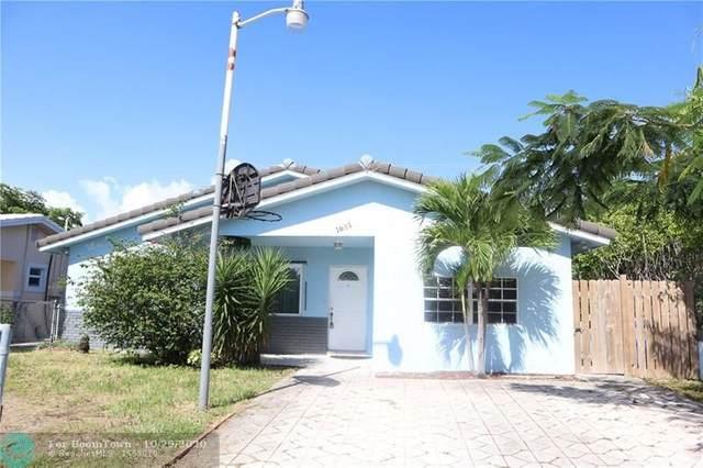 1681 NE 39th St, Pompano Beach, FL 33064 (#F10256177) :: Posh Properties