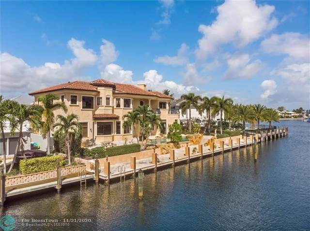 2394 NE 28th St, Lighthouse Point, FL 33064 (MLS #F10256322) :: THE BANNON GROUP at RE/MAX CONSULTANTS REALTY I