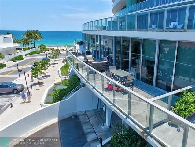2200 N Ocean Blvd N207, Fort Lauderdale, FL 33305 (MLS #F10256373) :: Green Realty Properties