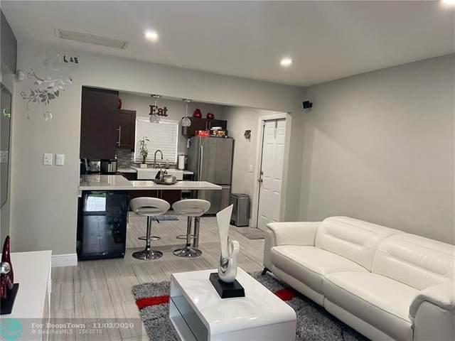 6312 Dewey St, Hollywood, FL 33023 (MLS #F10256406) :: Berkshire Hathaway HomeServices EWM Realty