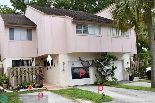 8256 NW 9th St #2, Plantation, FL 33324 (#F10256549) :: Posh Properties