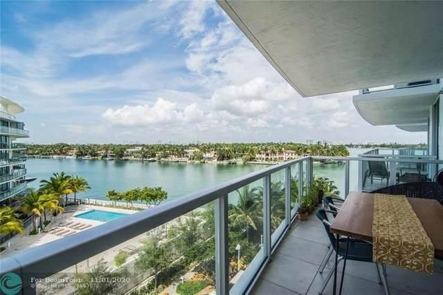 6700 Indian Creek Drive #603, Miami Beach, FL 33141 (MLS #F10256583) :: Patty Accorto Team