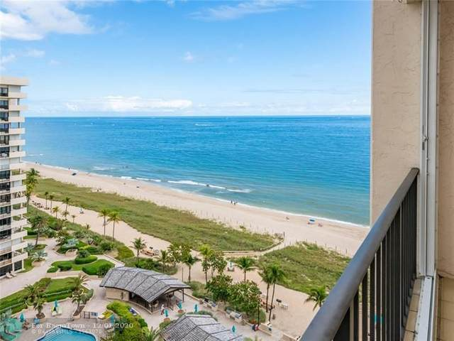 4900 N Ocean Blvd #1606, Lauderdale By The Sea, FL 33308 (#F10256605) :: Posh Properties