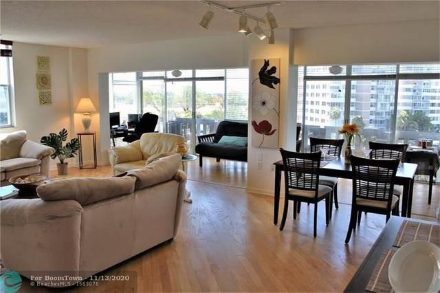 4001 Hillcrest Dr #501, Hollywood, FL 33021 (#F10256617) :: Posh Properties