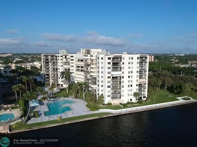 2900 NE 14th Street Cswy #204, Pompano Beach, FL 33062 (#F10256709) :: Baron Real Estate