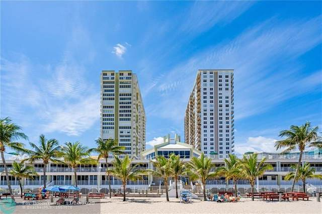 111 Briny Av #707, Pompano Beach, FL 33062 (#F10256726) :: Posh Properties