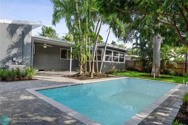 721 NE 16th Ter, Fort Lauderdale, FL 33304 (MLS #F10256780) :: Castelli Real Estate Services