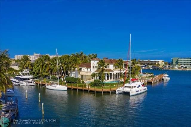 3711 NE 31 Avenue, Lighthouse Point, FL 33064 (MLS #F10256815) :: The Jack Coden Group