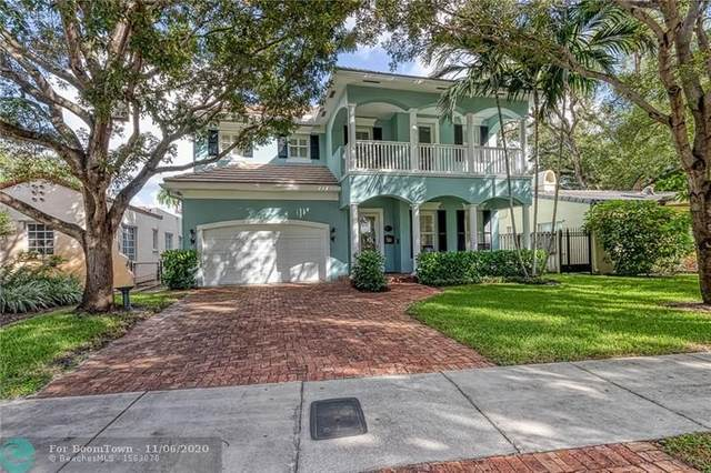 917 SE 5th Ct, Fort Lauderdale, FL 33301 (MLS #F10256935) :: The Howland Group