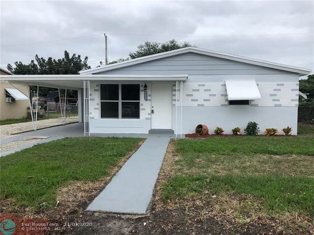 4848 SW 45th Ave, Dania Beach, FL 33314 (MLS #F10256964) :: Dalton Wade Real Estate Group